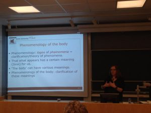 University Telemark paper